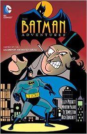 Couverture Batman Adventures : Volume 1