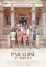 Affiche Paradise in Service