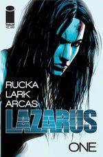 Couverture Lazarus (2013 - Present)