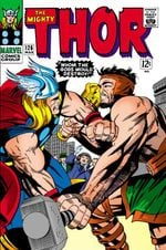Couverture Thor (1966 - 2011)