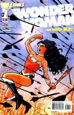 Couverture Wonder Woman (2011 - Present)