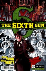 Couverture The Sixth Gun (2010 - Present)