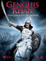 Affiche Gengis Khan, à la conquête du monde