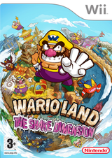 Jaquette Wario Land : The Shake Dimension