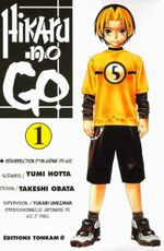 Couverture Hikaru no Go