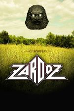 Affiche Zardoz