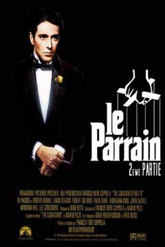 Affiche Le Parrain : 2e Partie