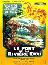 Affiche Le Pont de la rivière Kwaï