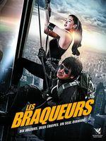 Affiche Les Braqueurs