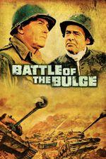 Affiche La bataille des Ardennes