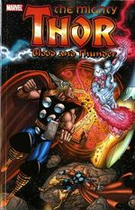 Couverture Thor: Blood and Thunder
