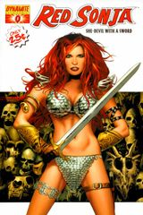 Couverture Red Sonja (2005 - 2013)