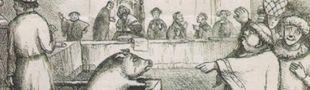 Cover Justice et procès au cinéma : tribunal ou cabinet du juge