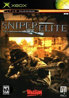 Jaquette Sniper Elite