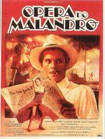 Affiche Opéra do malandro
