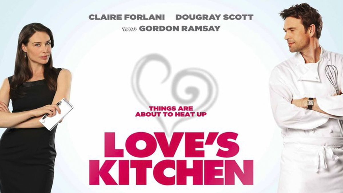 avis sur le film love 39 s kitchen 2011 par slashershouse. Black Bedroom Furniture Sets. Home Design Ideas