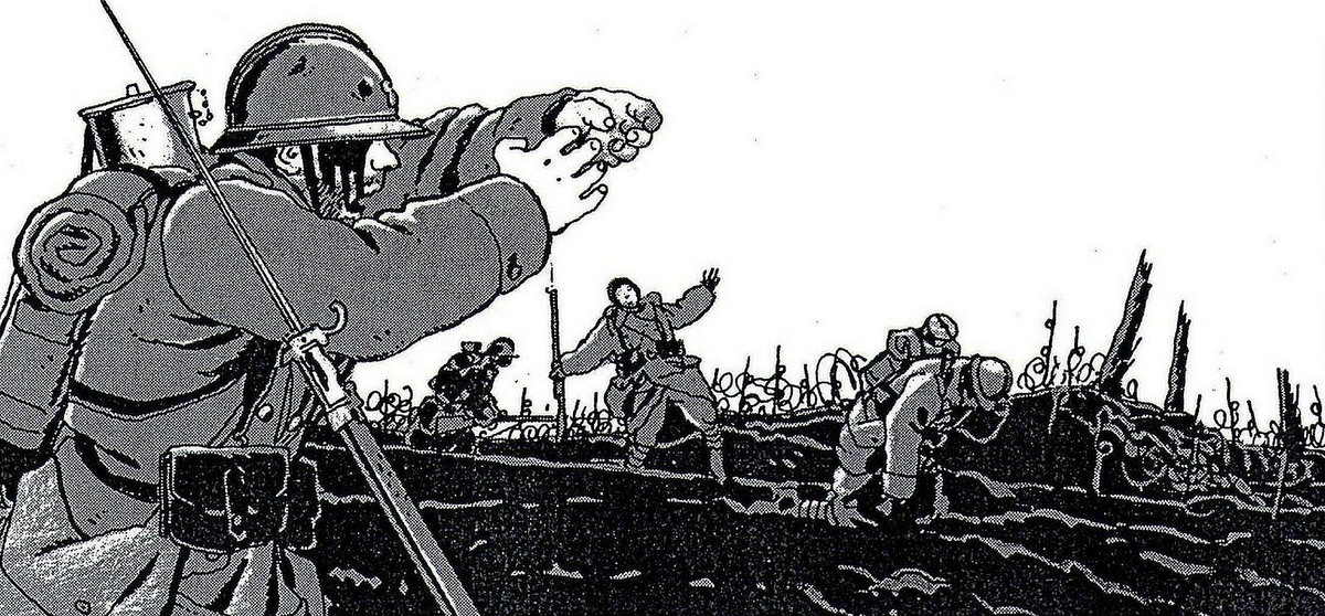 C 233 Tait La Guerre Des Tranch 233 Es 1914 1918 Jacques Tardi