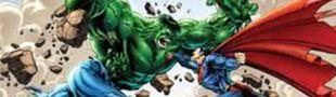 Cover DC VS Marvel