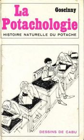 Couverture La Potachologie, tome 1