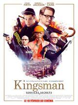 Affiche Kingsman : Services secrets