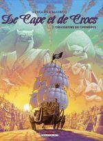 Couverture Chasseurs de chimères - De Cape et de Crocs, tome 7