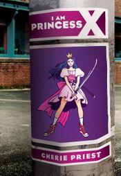 Couverture I Am Princess X