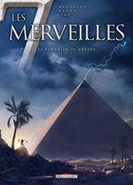 Couverture La Pyramide de Khéops - Les 7 Merveilles, tome 5