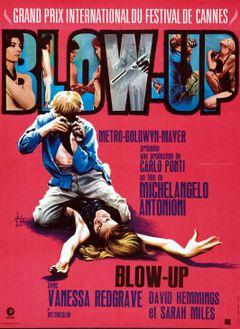 Affiche Blow-Up