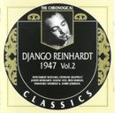 Pochette The Chronological Classics: Django Reinhardt 1947, Volume 2