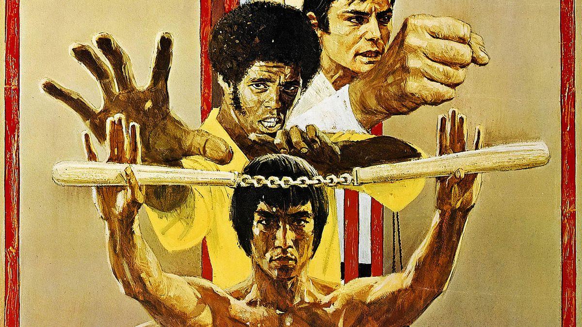 Opration Dragon Film 1973 SensCritique