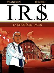 Couverture La Stratégie Hagen - I.R.$., tome 2