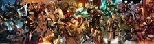 Cover Marvel : un classement, c'est merveilleux. [ nouvelle vague ]