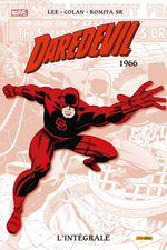 Couverture 1966 - Daredevil : L'Intégrale, tome 5