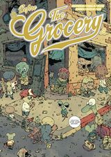 Couverture Before the Grocery - The Grocery, tome 0