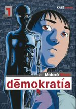 Couverture Demokratia, tome 1