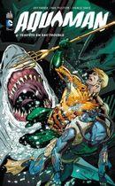 Couverture Tempête en eau trouble - Aquaman, tome 4