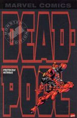 Couverture Protocole Mithras - Deadpool, tome 1