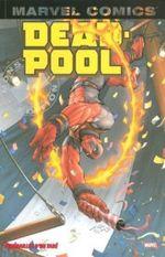 Couverture Funerailles d'un taré - Deadpool, tome 4
