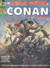 Couverture The Savage Sword of Conan (1974 - 1995)