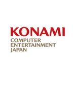 Logo Konami Computer Entertainment Japan