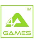 Logo 4A Games