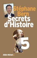 Couverture Secrets d'Histoire, tome 5