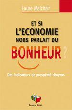 Couverture Et si l'économie nous parlait du bonheur ?