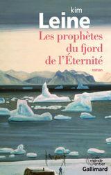 Couverture Les prophètes du fjord de l'Éternité