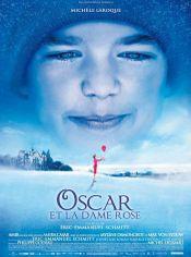Affiche Oscar et la Dame rose