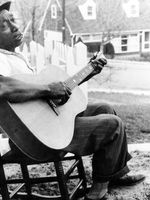 Photo Mississippi John Hurt