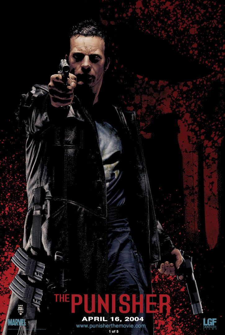 Affiches, posters et images de The Punisher (2004 ...