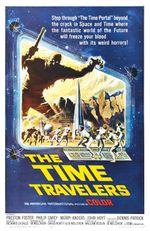 Affiche The Time Travelers
