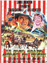 Affiche Le Plus Grand Cirque du monde