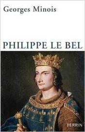 Couverture Philippe Le Bel